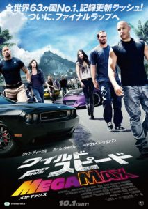 ワイルド・スピード「The Fast and the Furious」